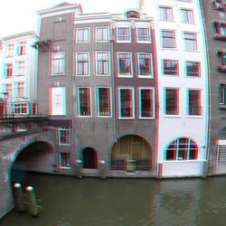 Gracht Utrecht 3D GoPro 200mm