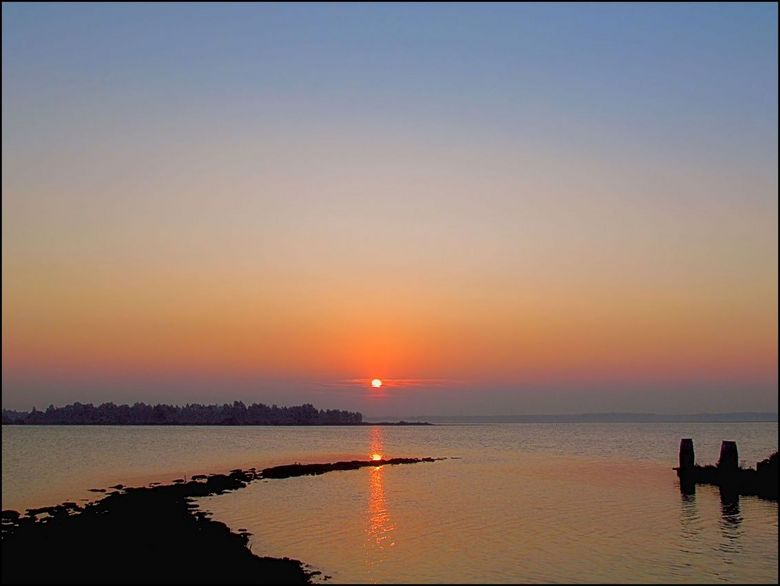 Zonsopkomst - Aan het Markiezaatsmeer<br />