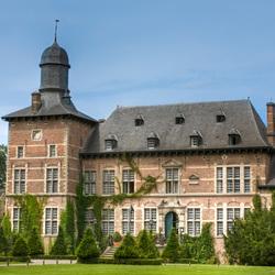 kasteel van Rullingen (hdr)