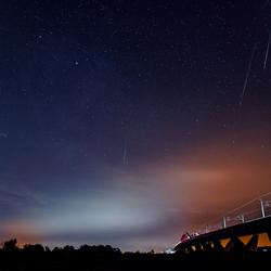 Wish upon a shooting star!