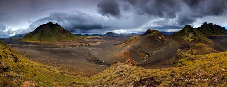 United colors of Iceland - united colors of Iceland, ergens in het binnenland