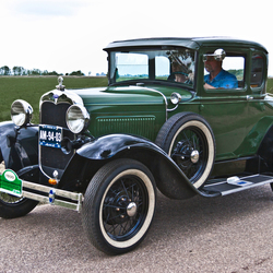Ford Model A Coupé 1930 (8113)