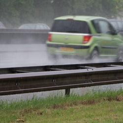 Regen in nederland