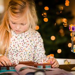 December things - lego en lights