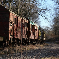 Train Wagons Hombourg