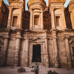 The Monastery - Jordanie