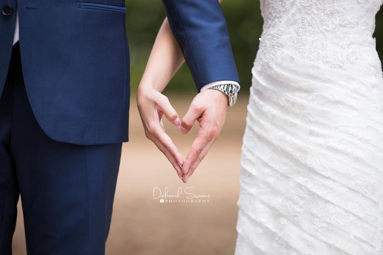 Love - Mijn aller eerste bruiloft gefotografeerd
