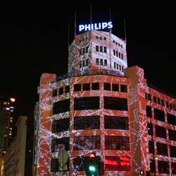 Eindhoven Glow / Philips Lighting