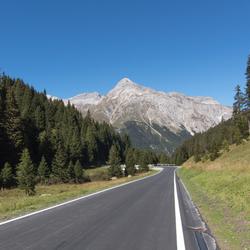 Passo dello Spluga / Splügenpass