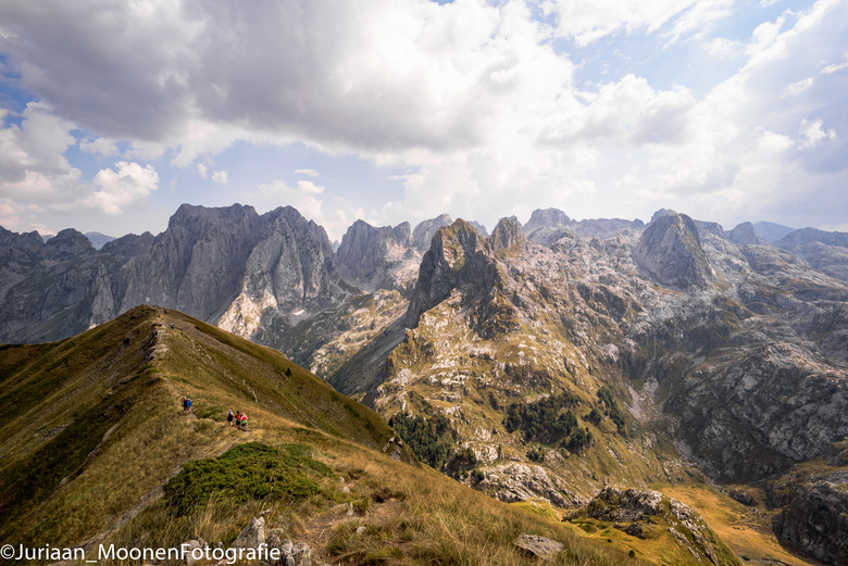 Peaks of the Balkan