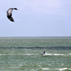 Kitesurfen 2