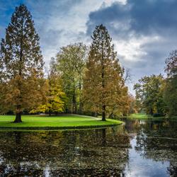 Herfst in 'Het Park'