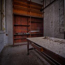 Verlaten Kantoor 1