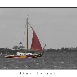 Time to sail