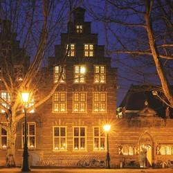Het weeshuis Leiden