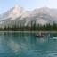 kanoërs op maligne lake