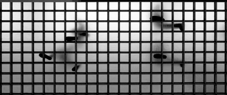 Barcelona 90 zwart-wit - Zwart-wit.....