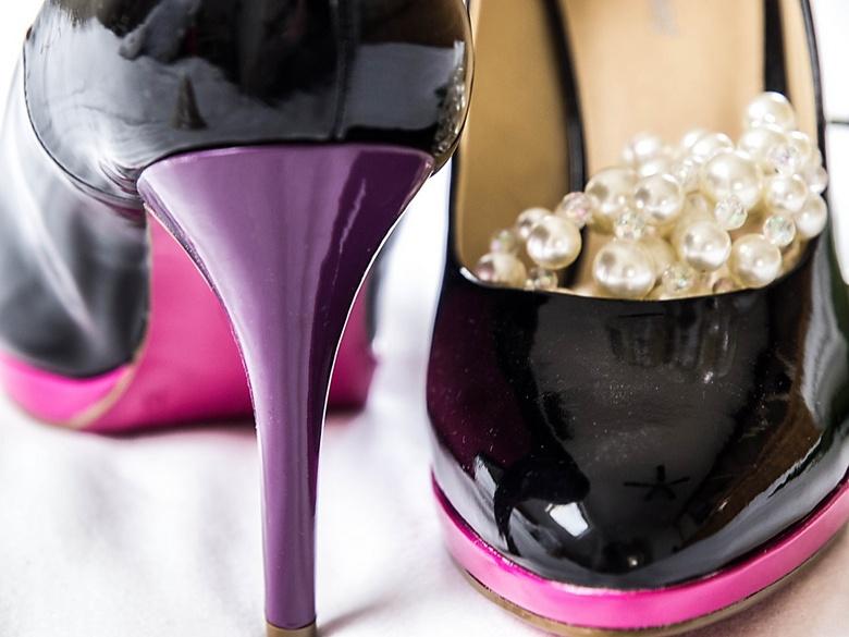 """Glamour pumps - Probeersel van een close up van mijn schoenen. Misschien ga ik ze nog een keertje aantrekken <img  src=""""/images/smileys/wilt.png""""/>"""
