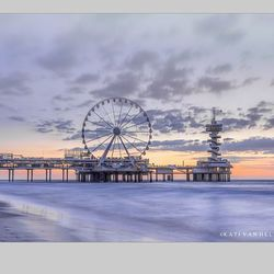 Blue Hour Scheveningen