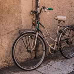 Iemand zijn fiets kwijt?