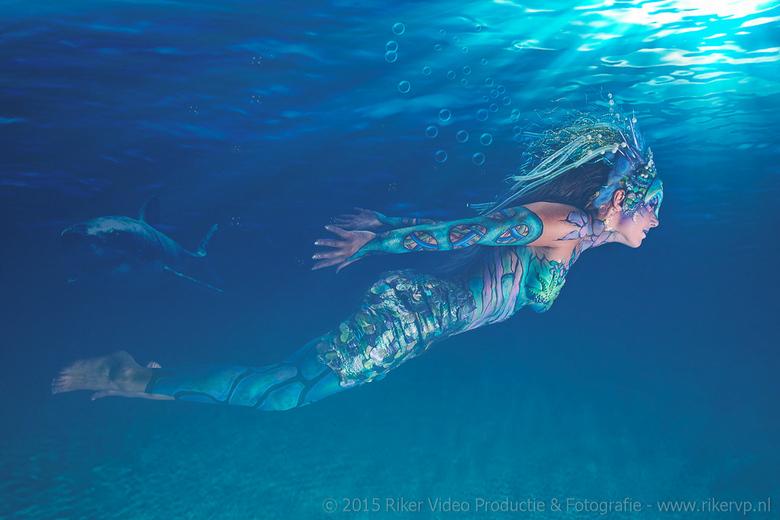 Kendra Mistress of the deep - 3461