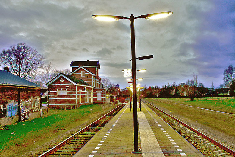 Station Terborg -