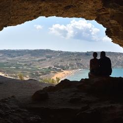 Tal mixta cave- Gozo