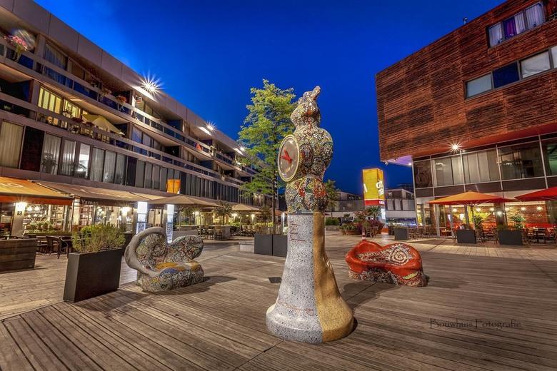 Belfort - Mijn Belfort-plein in Almere. Woon hier al 11 jaar met veel plezier.