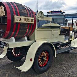 Ford Model TT Liquor Truck 1923 (7436)