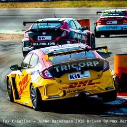 Tom Coronel - Circuit Zandvoort