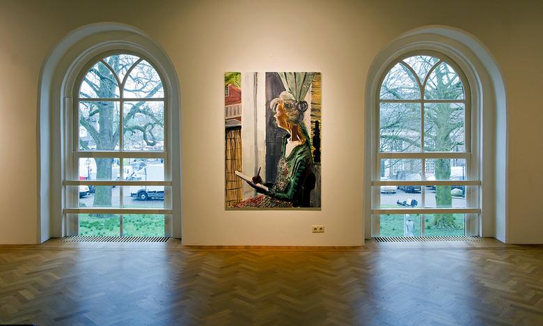 Drents Museum Assen 14 - Kijken door het raam 2