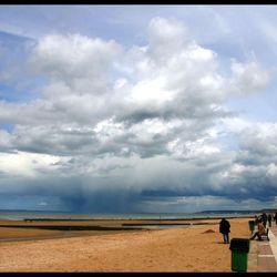 Rain over Normandie