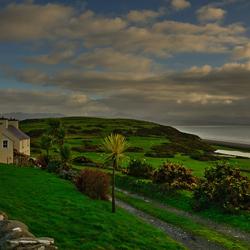 Sommige mensen wonen toch wel mooi in Noord Wales.