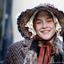 Glimlach uit Deventer  (Dickens 1x vergrooten