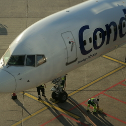 Condor Boeing 757