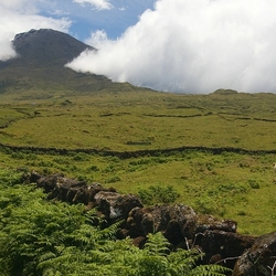 vulkanisch pad