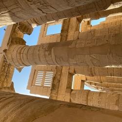 Karnak Tempel - Egypte