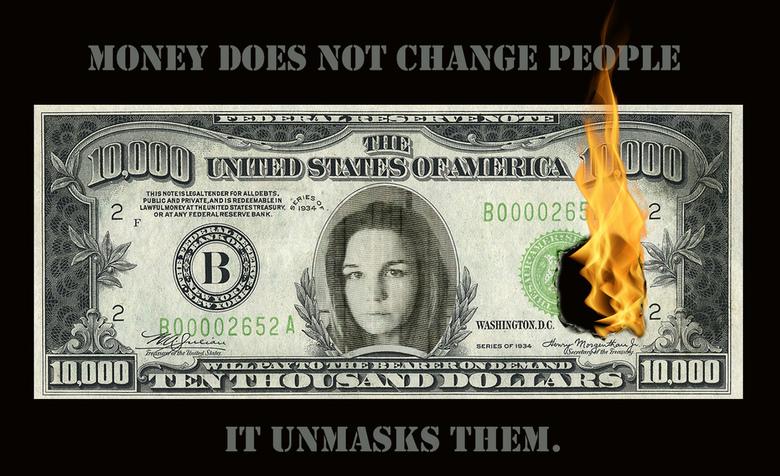 Dollar Burn -
