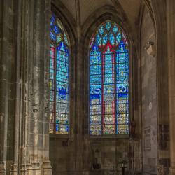 Interieur Saint-Maclou Rouen (F)