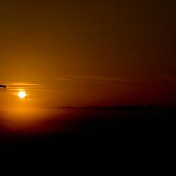 Mistige zonsopkomst 2
