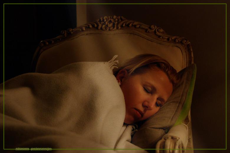 sloom prinsesje - mijn schatje slaapt