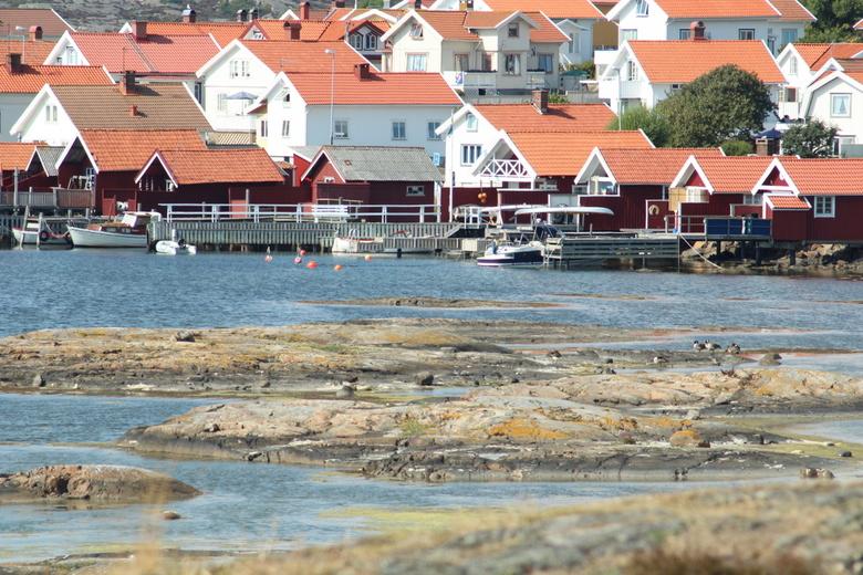 Zweden | Stocken - Klein plaatsje aan de westkust van Zweden