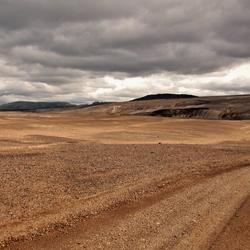 Weg 26 Landmannalaugar