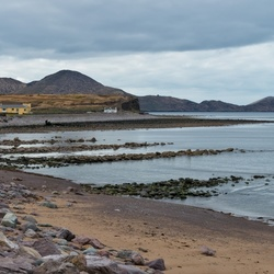 Waterville, Ballinskelligs Bay.