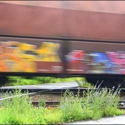 Moving grafiti