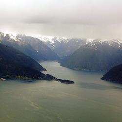 Vliegen in Noorwegen