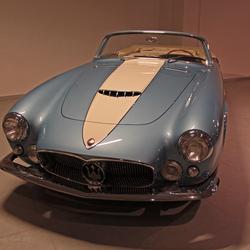 Maserati A6G 2000 FRUA SPIDER  1956