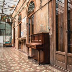 Poussière de piano