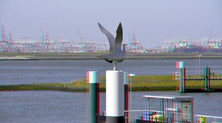 Hoek van Holland 3D - Hoek van Holland 3D