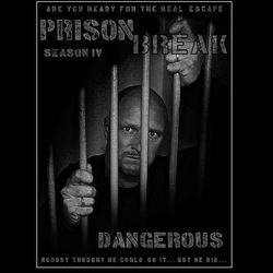 Prison Break - Zelfportret